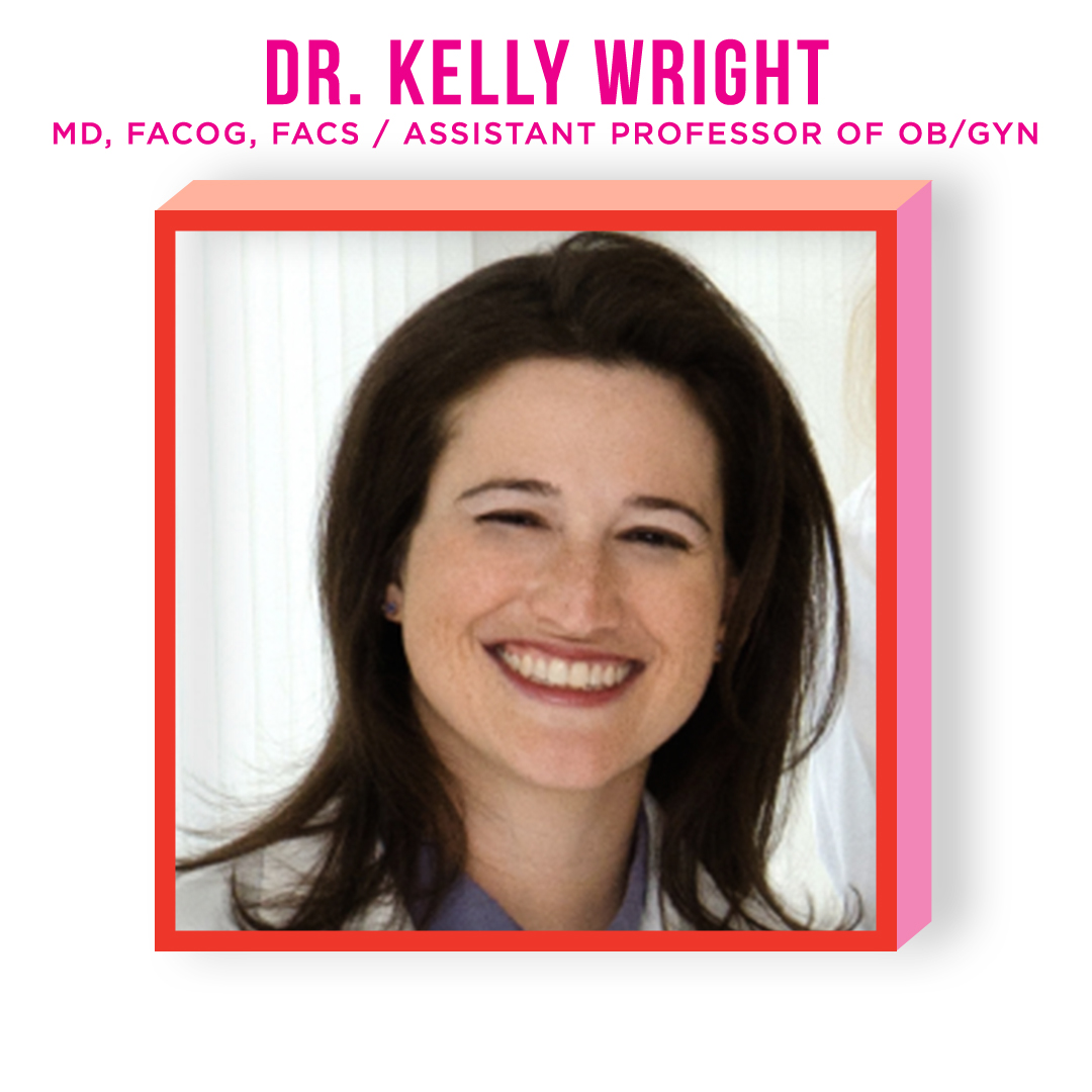 DR. KELLY WRIGHT