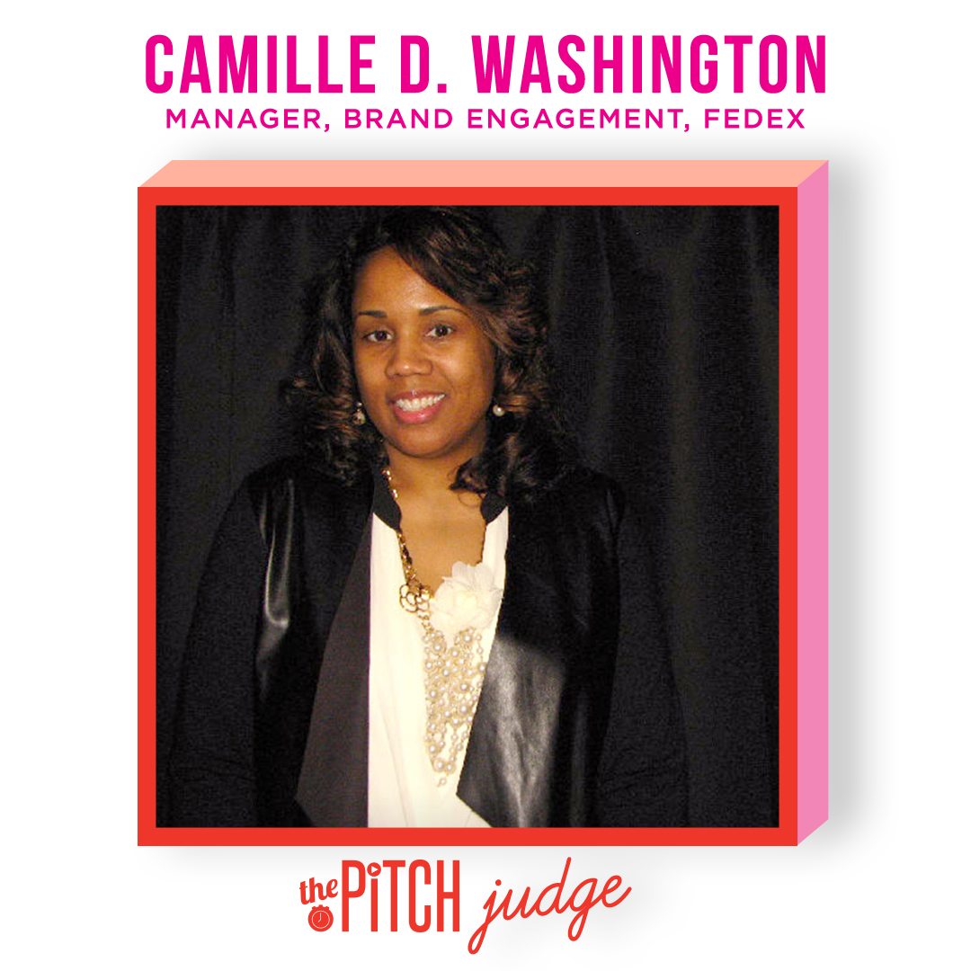 CAMILLE D. WASHINGTON