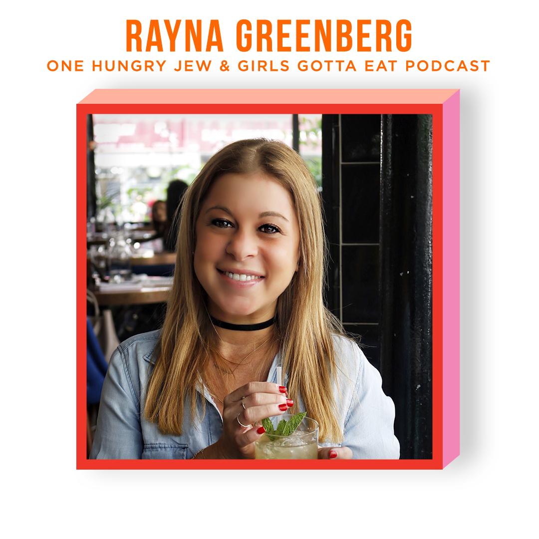 RAYNA GREENBERG