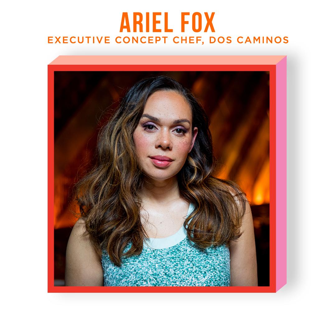 ARIEL FOX