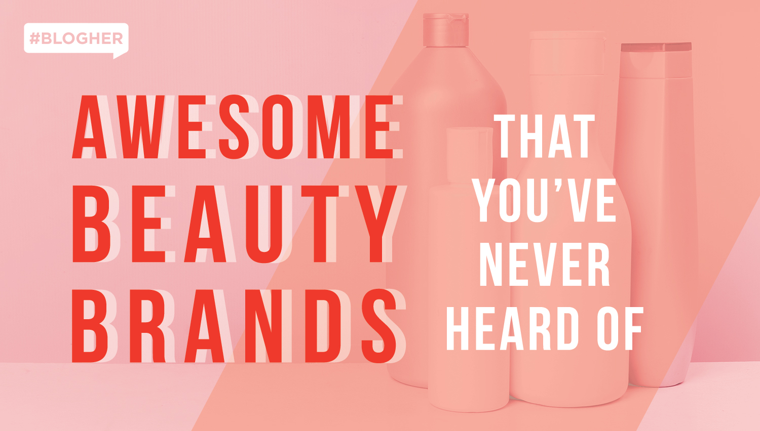 That's right. We've rounded up your new go-to beauty obsessions. - The best part? You may be the first in your glam squad to try them.