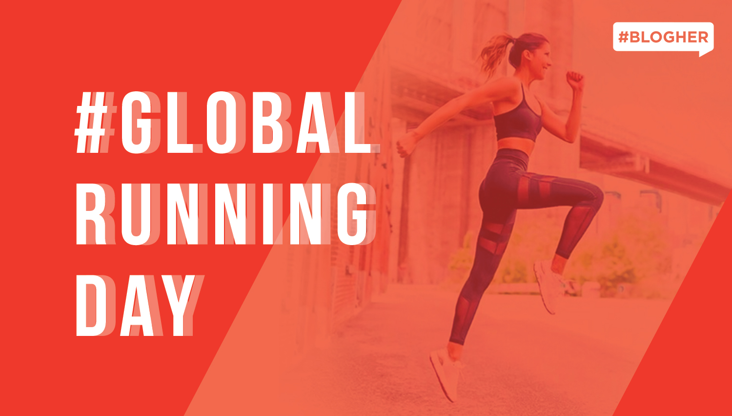 Lace it up and stretch it out for #GlobalRunningDay! - We're taking a look at some phenomenal fit women and their winning wellness content.