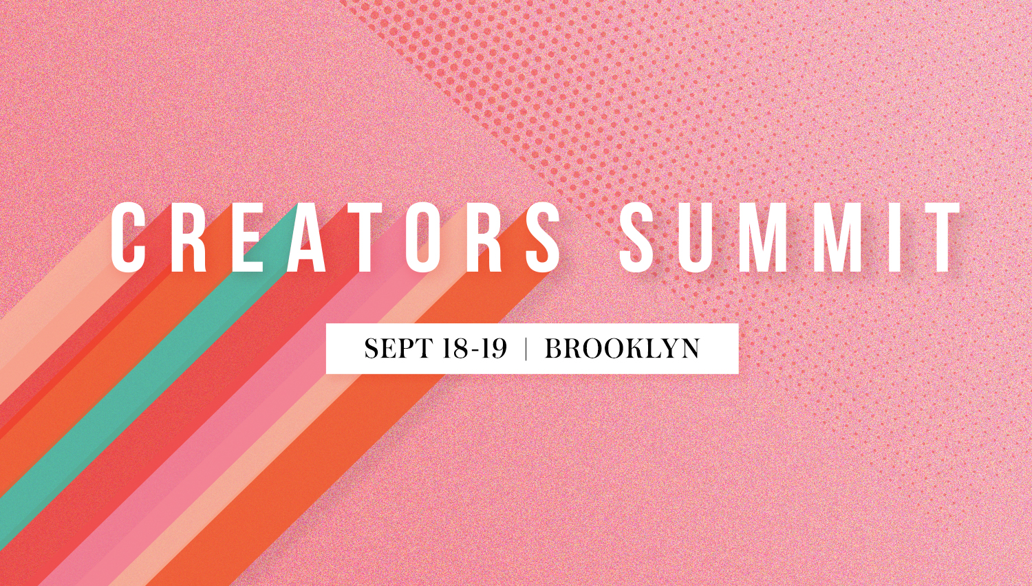 #Blogher19 creators summit is coming to brooklyn - Join us on September 18th and 19th for the largest event for women content creators in the world. Connect, learn and get empowered with 1500+ fellow bloggers, social media influencers and entrepreneurs at the Brooklyn Expo Center this fall.
