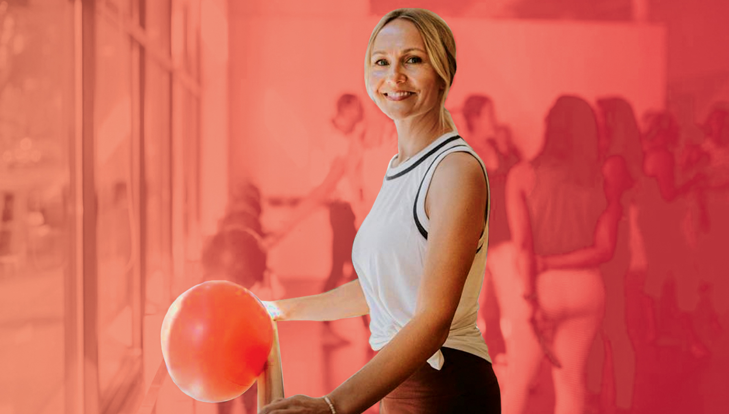 Get your fitness on! - Sadie Lincoln, the Co-Founder and CEO of barre3, is joining the #BlogHer19 Creators Summit lineup!