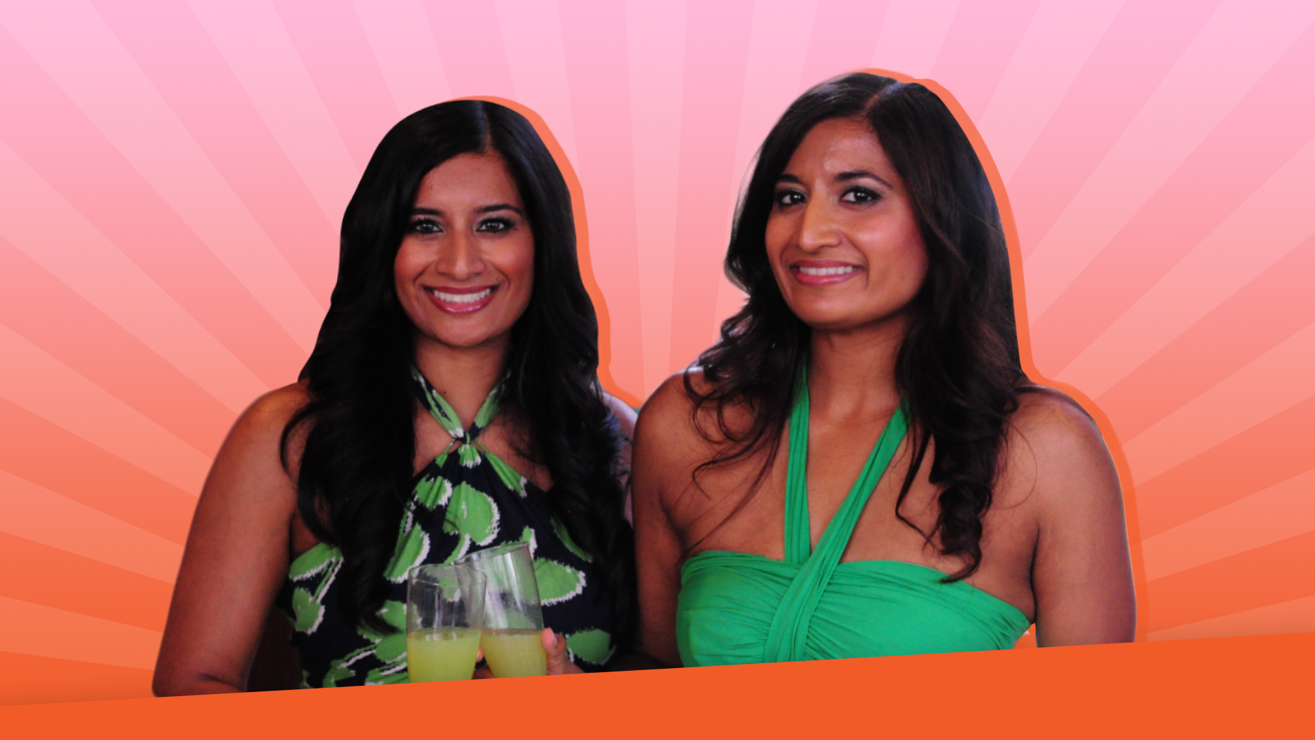 MEET SHE MEDIA PARTNER NETWORK'S Archana and Kanchana Pinnapureddy! - Nothing brings family and friends together like the holidays… and no one throws a party like the Twinspirational gals!