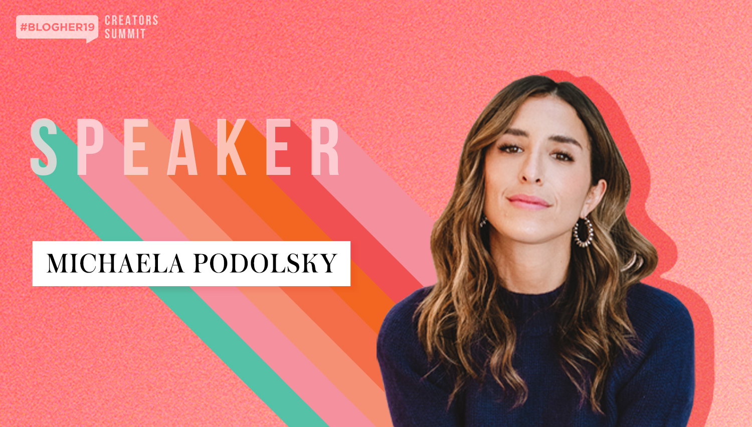 Meet Michaela podolsky! - This beauty fanatic is joining the #BlogHer19 Creators Summit lineup to share her best advice for building a successful digital brand and business.