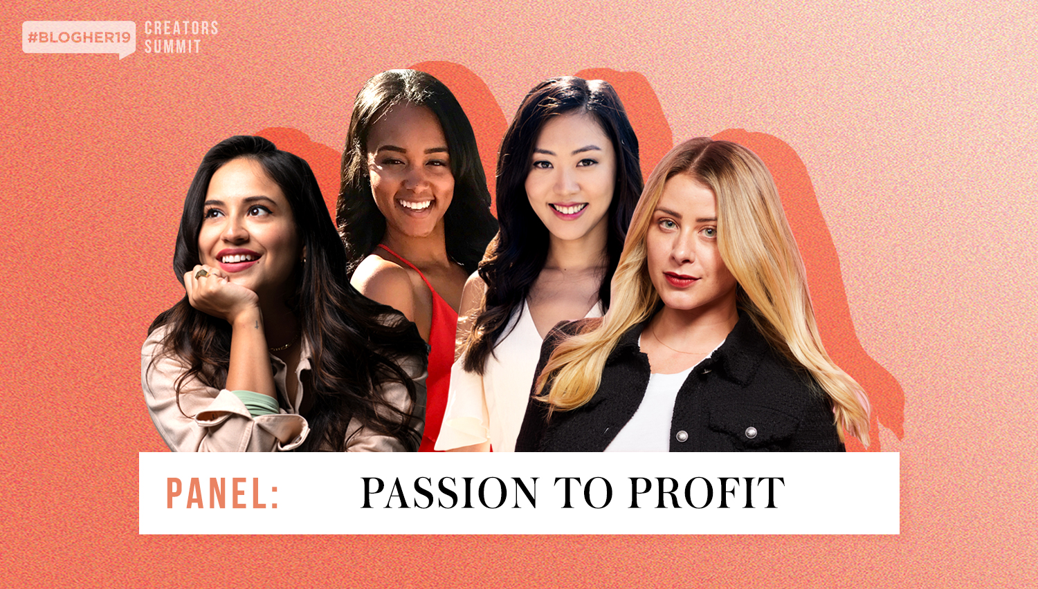 learn how to build a thriving business - In this panel at #BlogHer19 Creators Summit, attendees will learn from three top female entrepreneurs who have built successful businesses from the ground up.