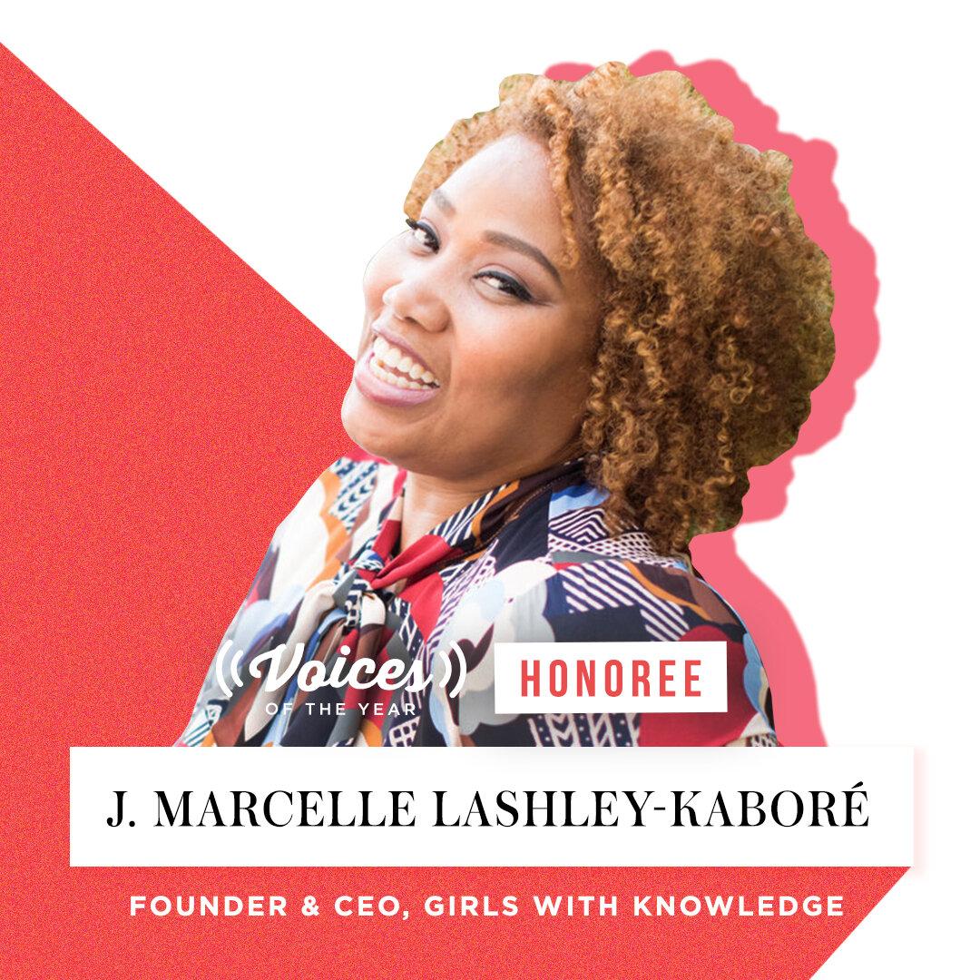 J. Marcelle Lashley-Kaboré