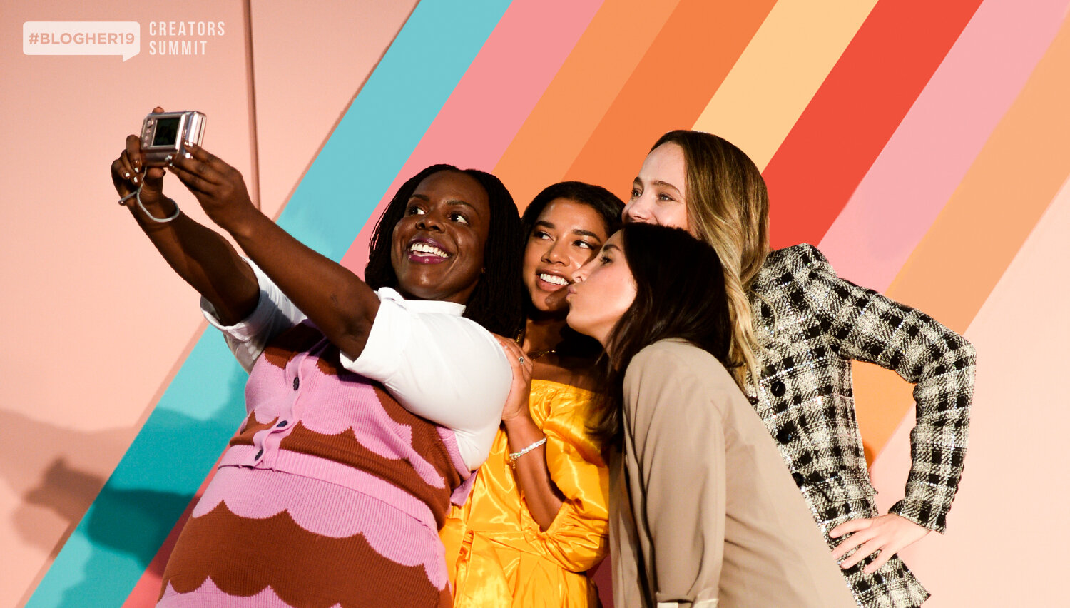 Thank you for attending #BlogHer19 Creators Summit - Couldn't make it this year? Keep reading for some of our favorite speaker moments!