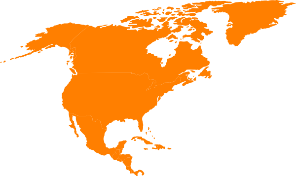 North America - we help us/canadian businesses hire european talent and assist european brands hire in North america. Our us recruitment partner supports us when required.