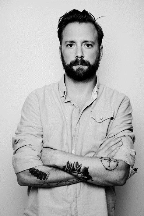 Sebastian Westin - co-Founder