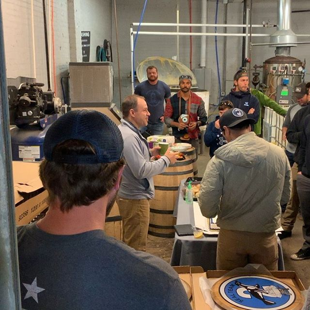Hosting Seal Team 2 - 1 Troop was one of the coolest experiences we have had in our 7 year history. Thank you to all the guys and gals for making this amazing event happen! 🥃🇺🇸#sealteam2 #specialforces #military #kentuckybourbontrail #kyproud #bourbon #trident #navyseal #privatelabel #kentuckybourbon #barrelpick #bluecornbourbon