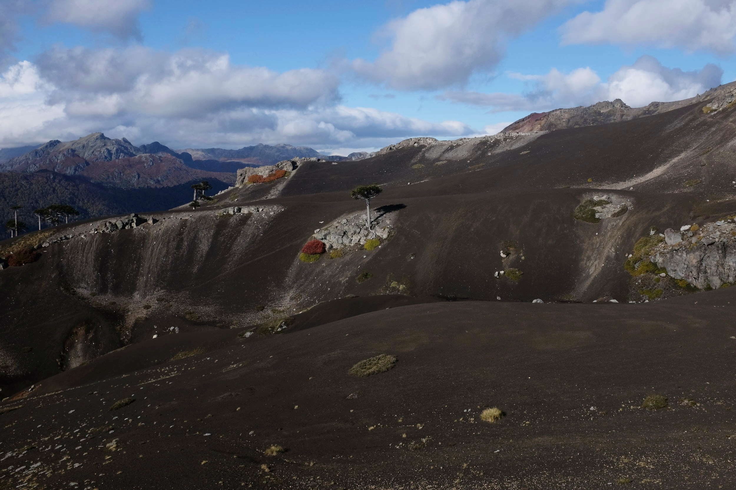 Adventure Travel Nevados de Sollipulli with Samadhi Eco Resort, Chile