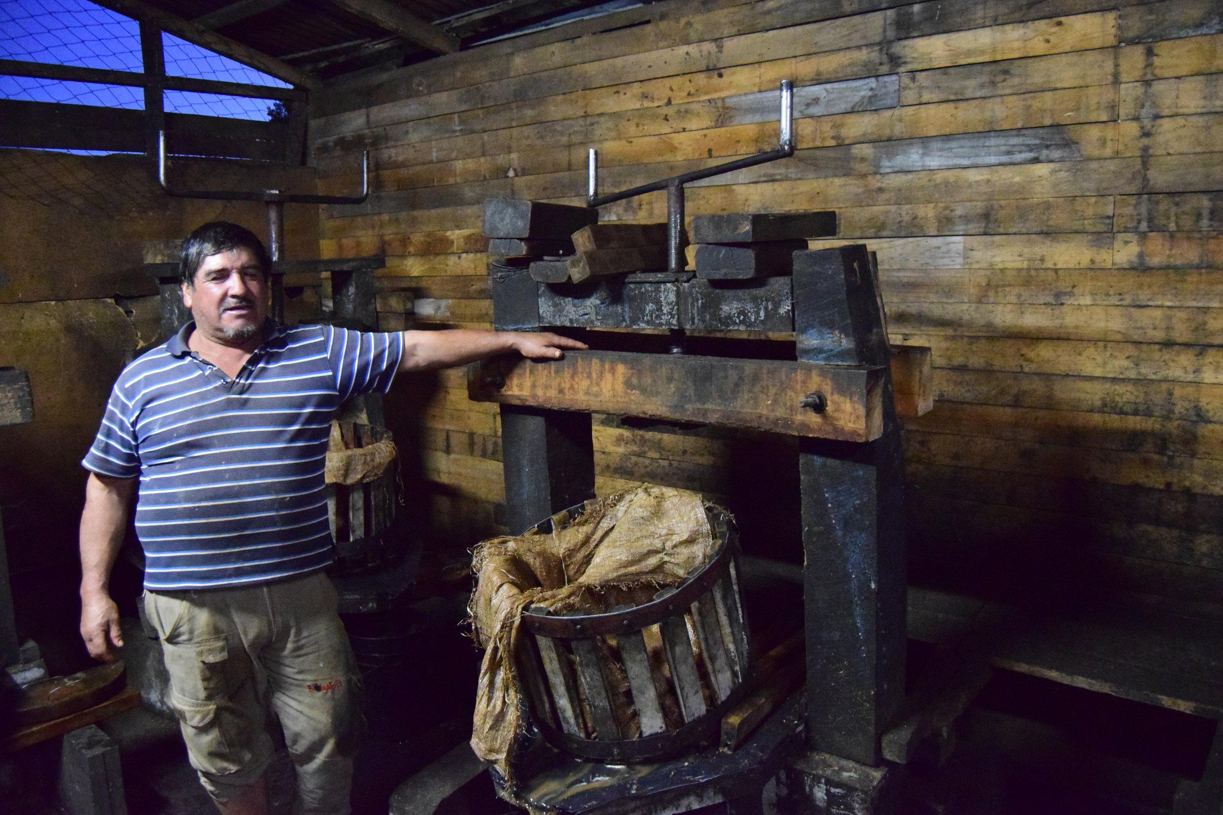 Samadhi Eco Resort Mapuche Chicha