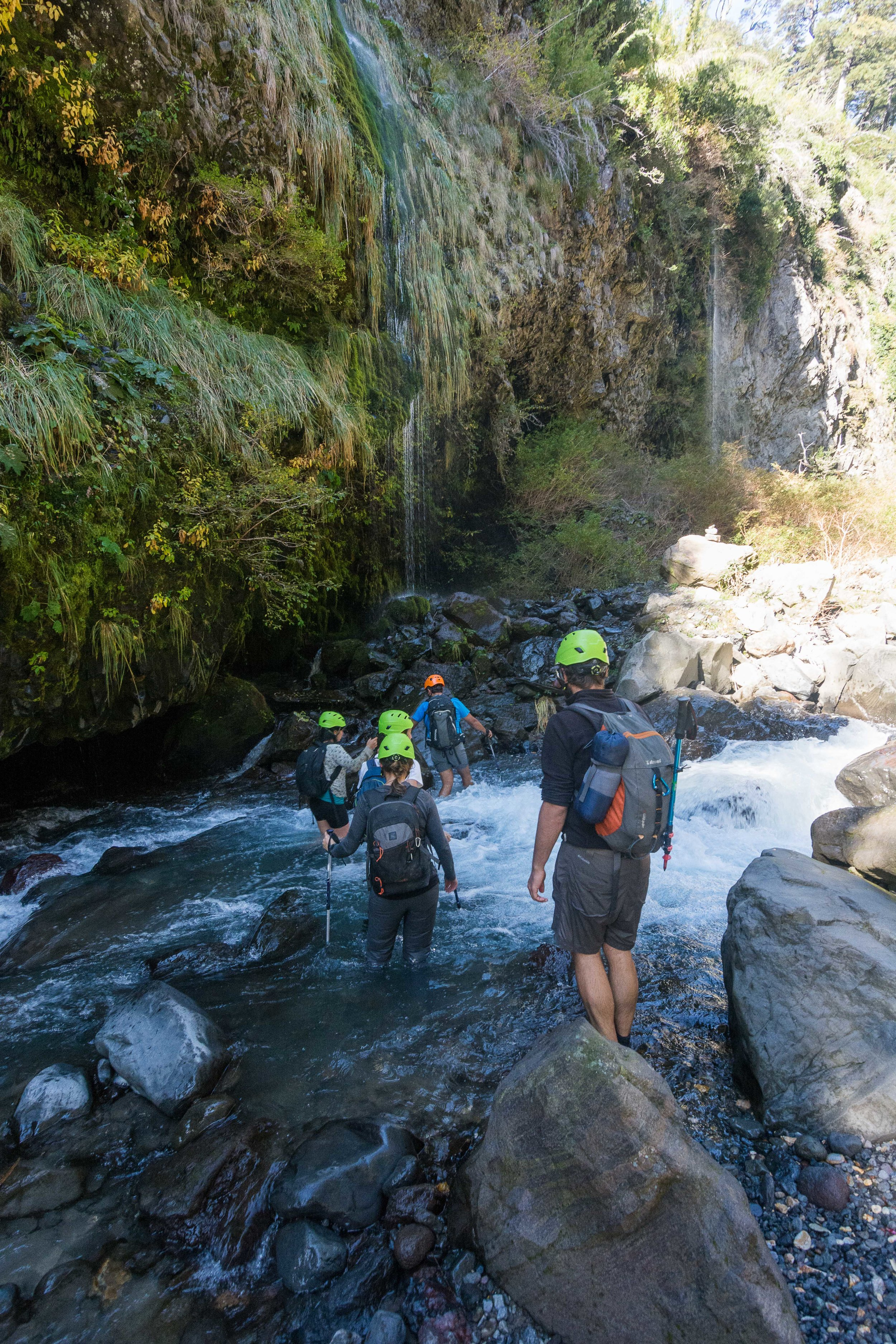 Adventure Travel Alpehue and Queupude with Samadhi Eco Resort Chile