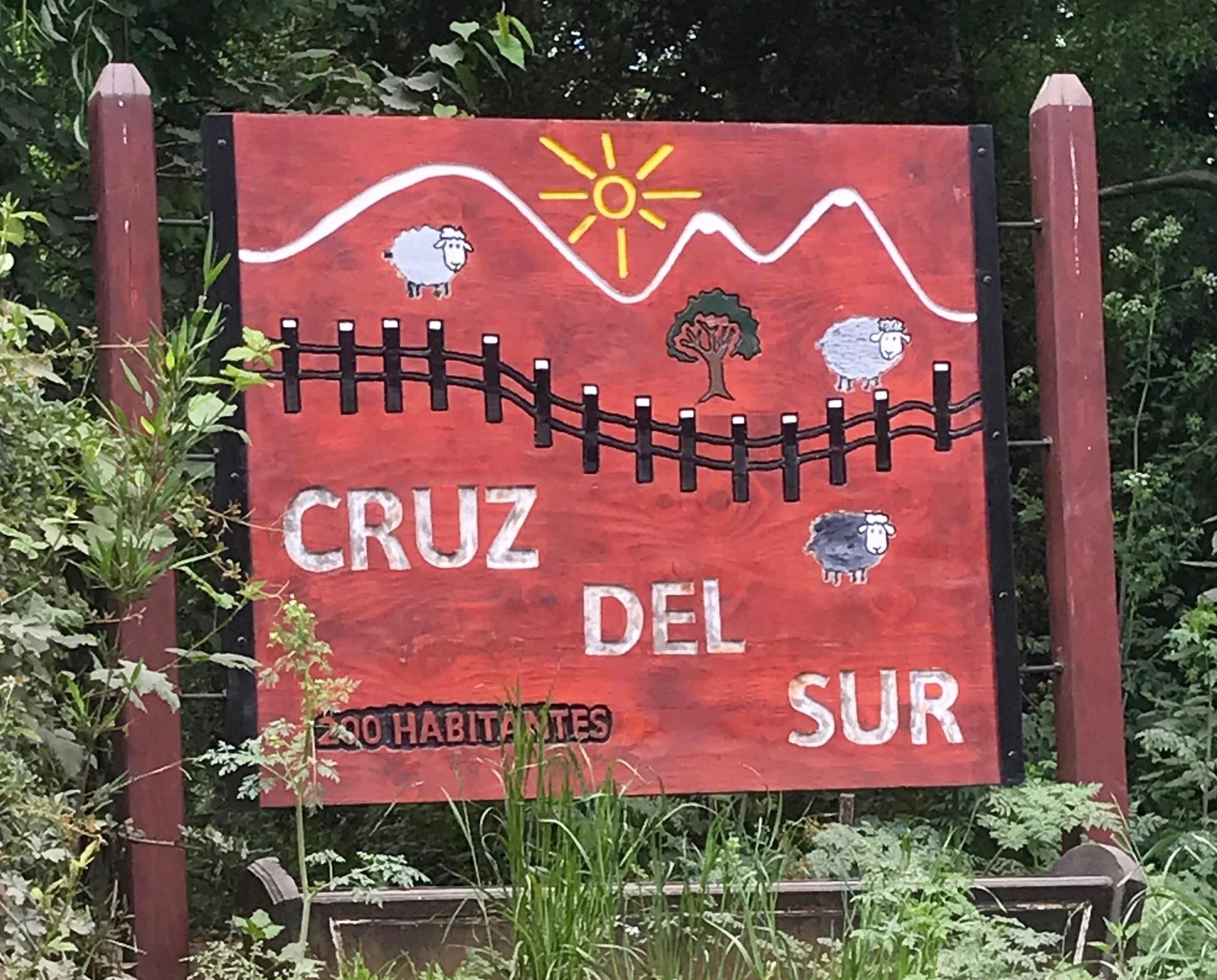 Community work Samadhi Eco Resort Chile