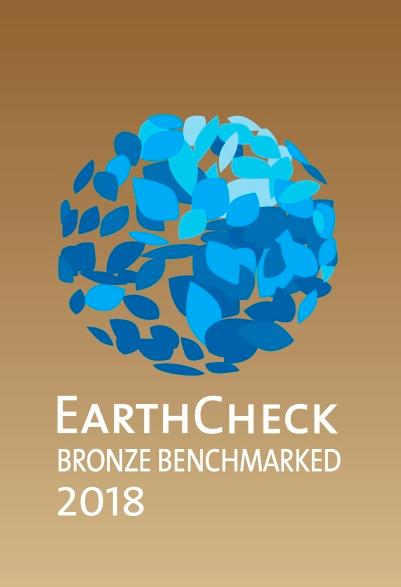 Samadhi Eco Resort EarthCheck Bronze Benchmark Eco Certification