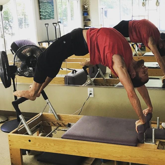 Meet Li… - PMA certified Pilates teacher and functional strength trainer