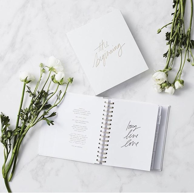 Obsessed with this perfect planner from Le Rose Bridal Robes & Hampers. You know it's all in the details 💫. . 📸 : @lerose_online . . .  #classicbride #classicwedding #classicweddingideas #wedding #weddingday #weddinginspiration #weddingideas #weddingplanning #weddingdetails #engagement #engaged #justengaged #newlyengaged #bridetobe #engagementring  #realwedding #realbride