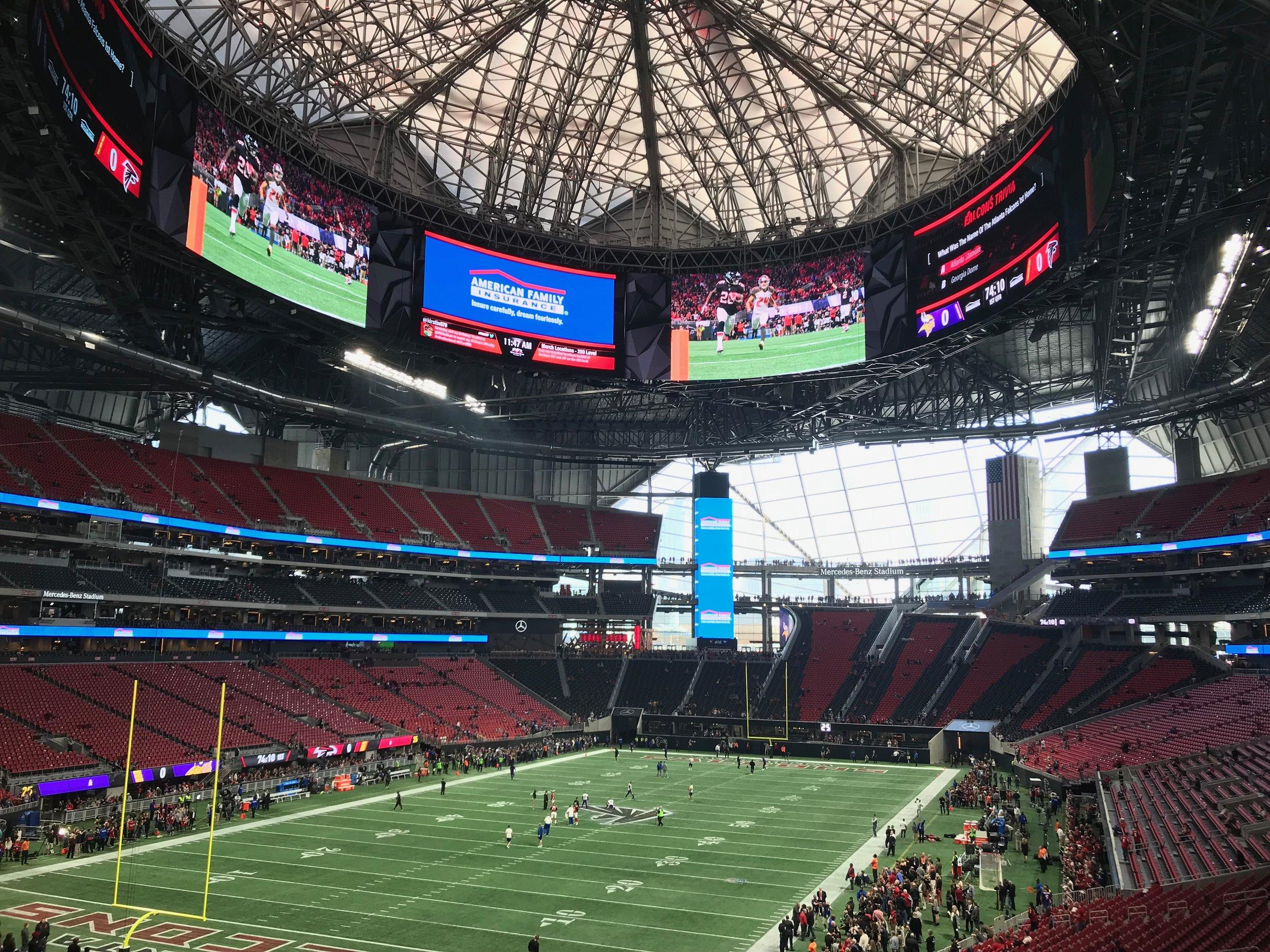Awesome stadium