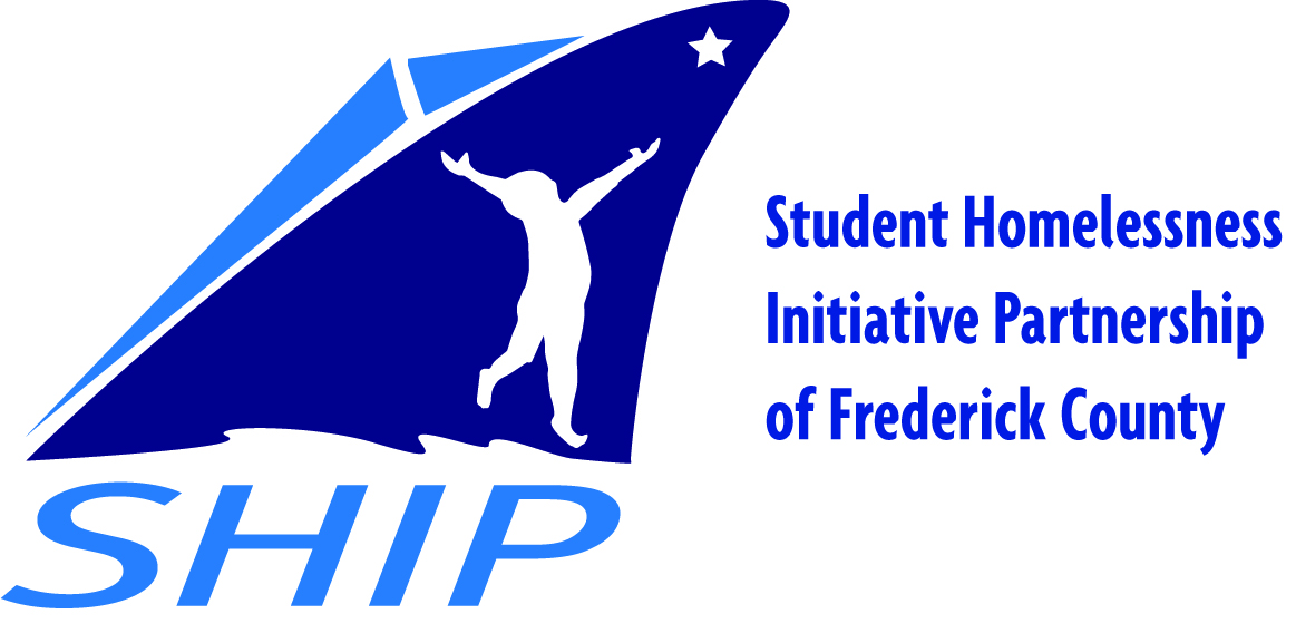 Benefiting SHIP  SHIP (Student Homelessness Initiative Partnership) was created as the Frederick County Community came together in late 2013 after learning that there are literally hundreds of children within FCPS that are encountering homelessness each year.