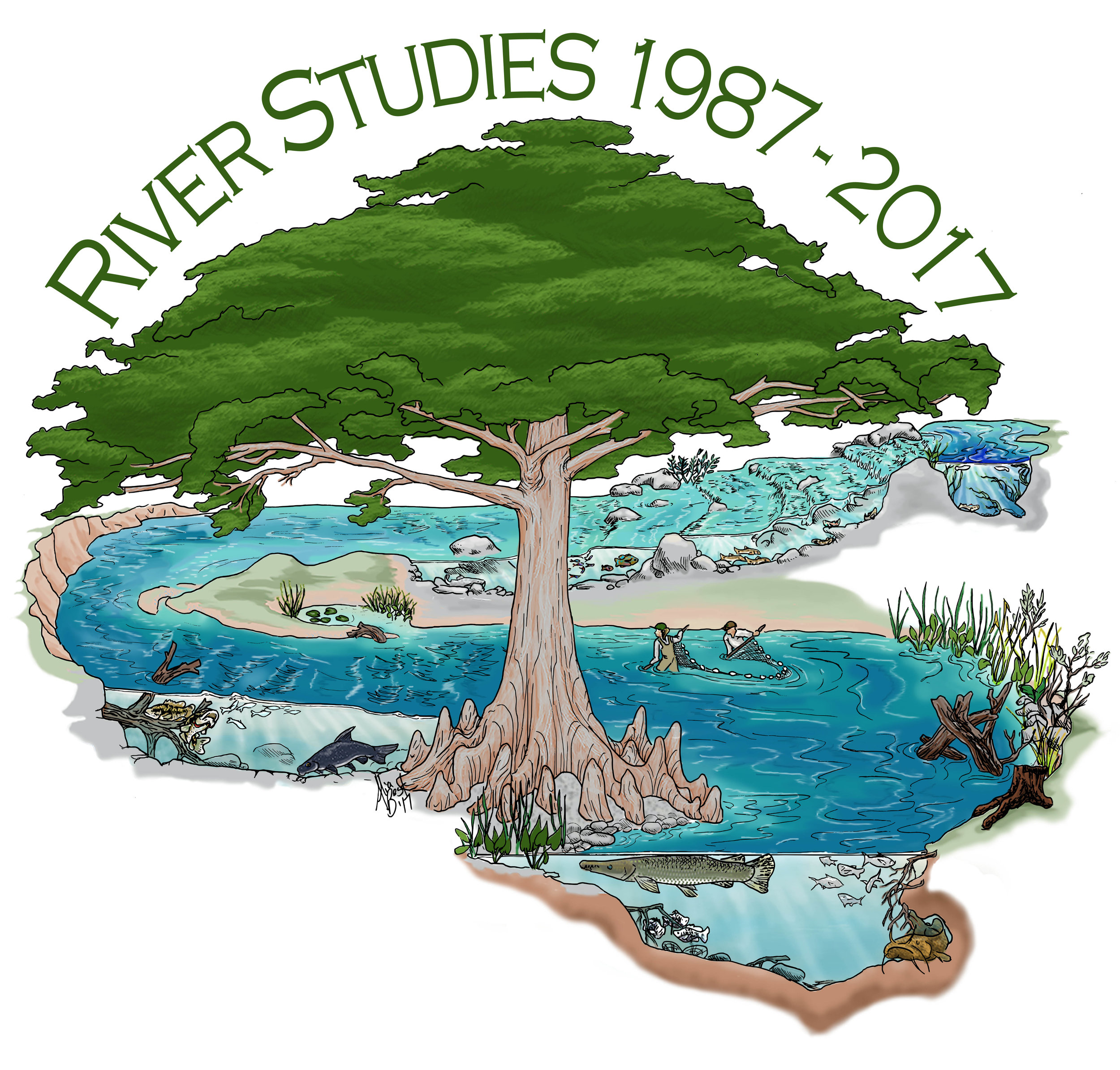 30 Years of River Studies