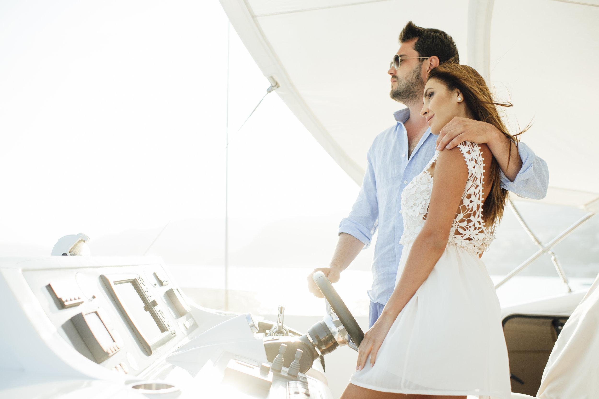 Yachting Couple