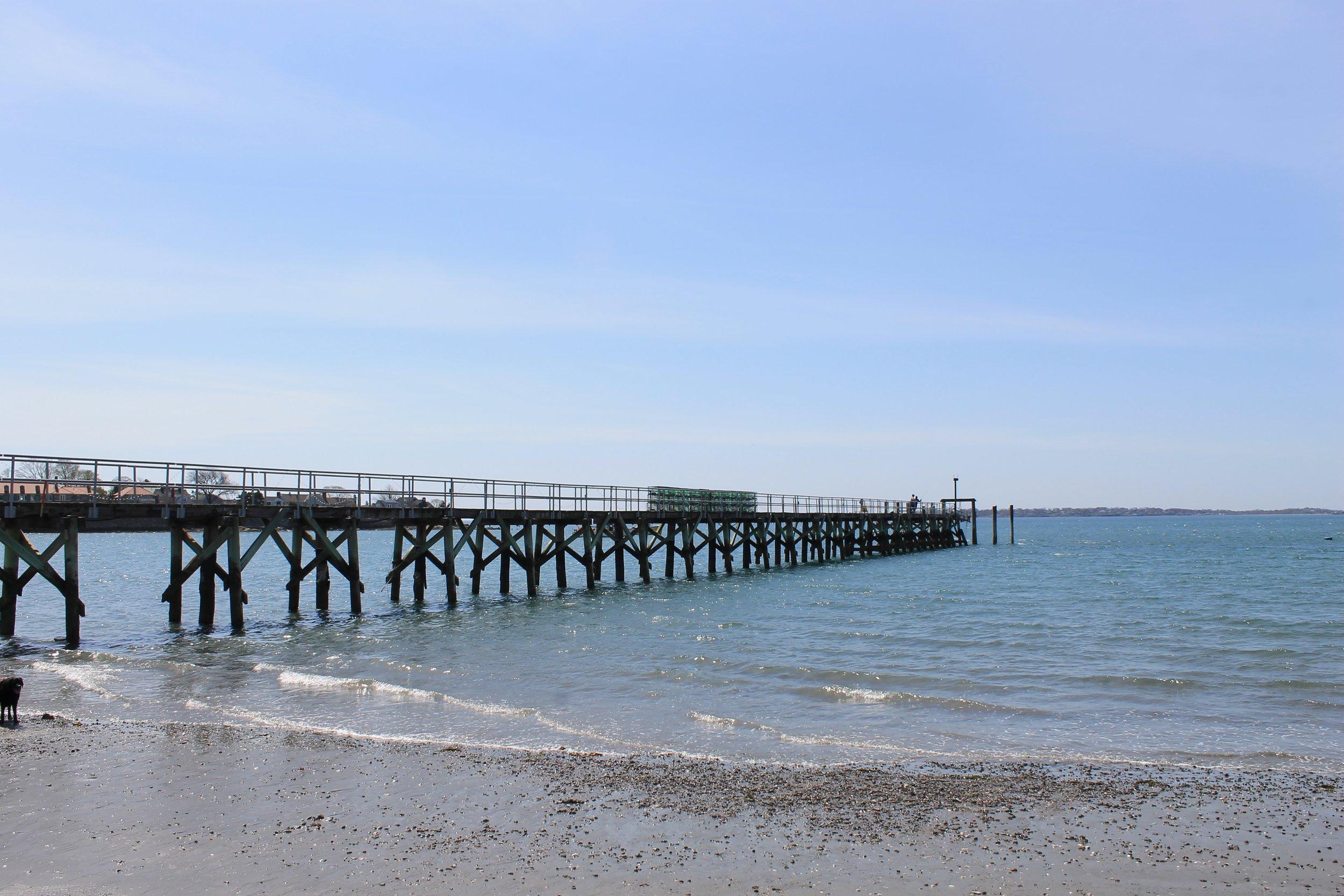 Fishermans Beach Pier