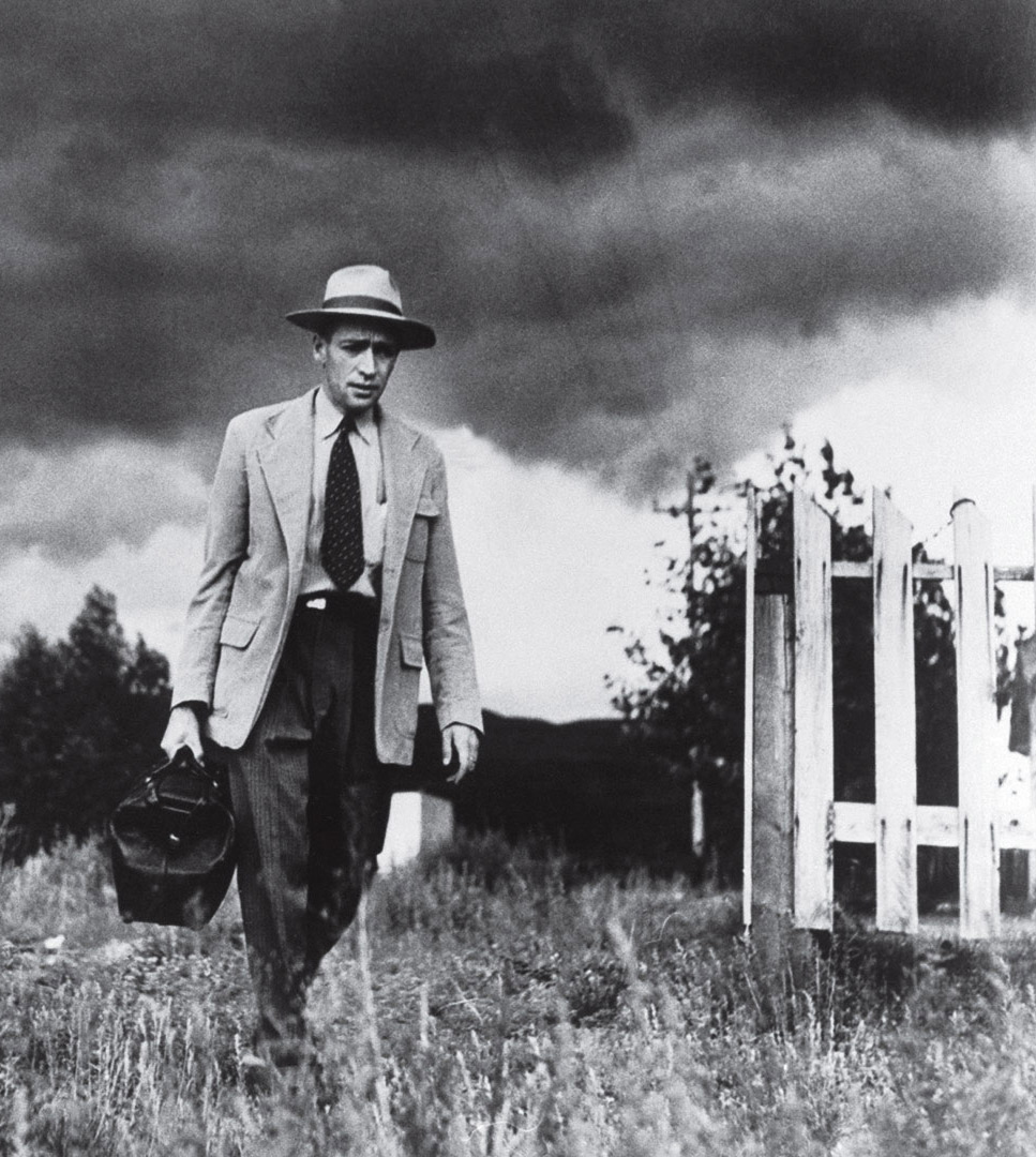 Country Doctor by Eugene Smith, 1948