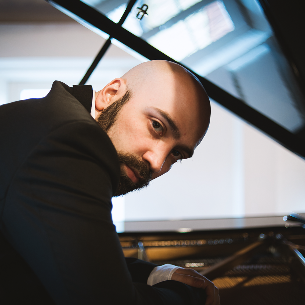 """He is one of the most major talents of his age that I have ever heard and one of the few pianists I would go out of my way to hear.""     – John Perry, eminent pianist and pedagogue"
