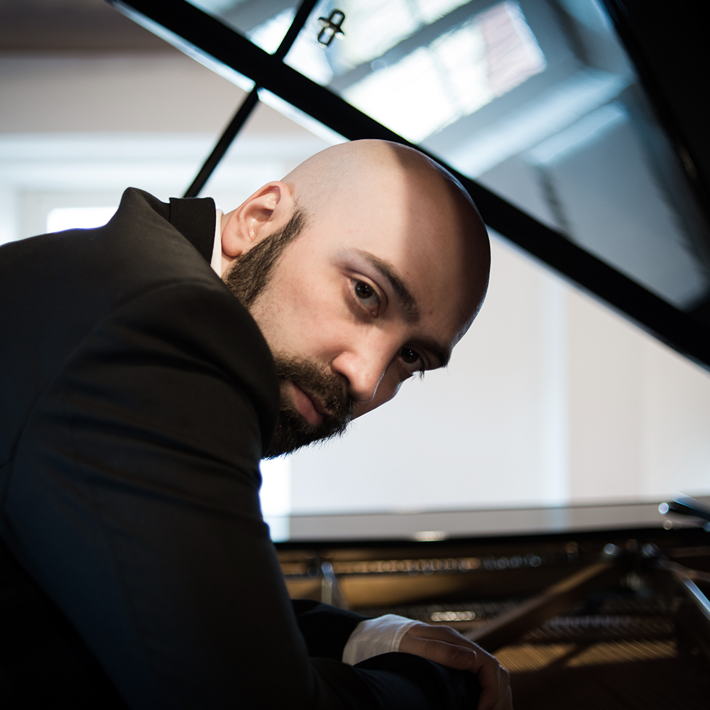 """""""He is one of the most major talents of his age that I have ever heard and one of the few pianists I would go out of my way to hear.""""    – John Perry, eminent pianist and pedagogue"""