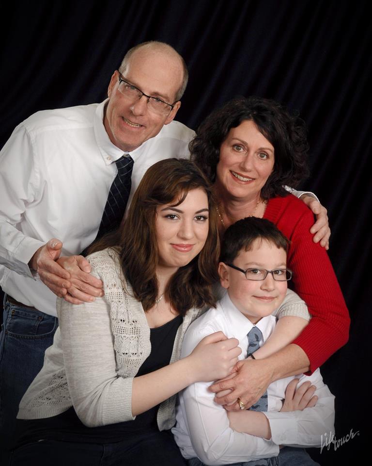 Regan O'Connor & Family