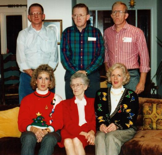The Wilson Family, Tad Wilson, Penny Carpenter and Alice Parrish