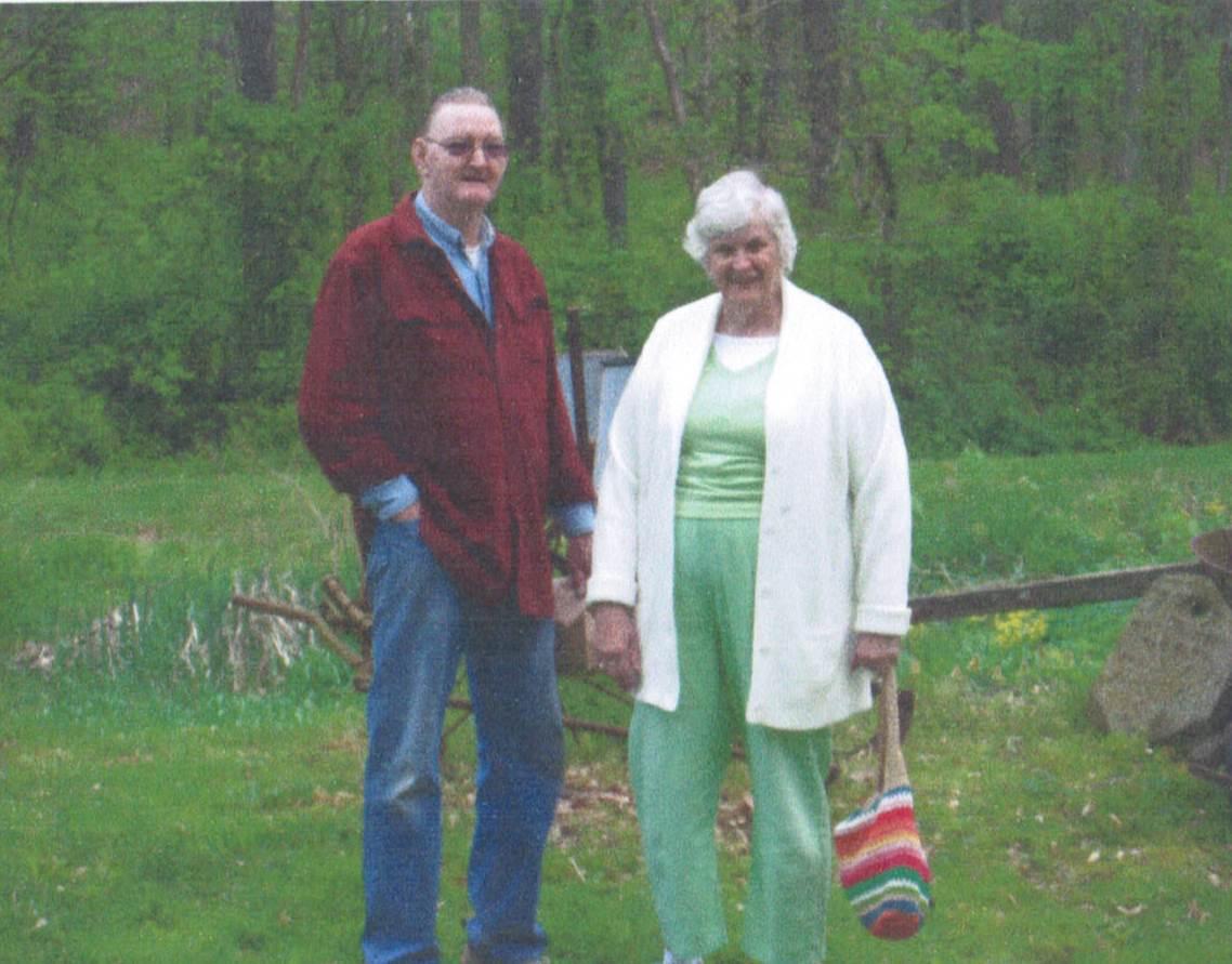 George & Nancy Thurstan