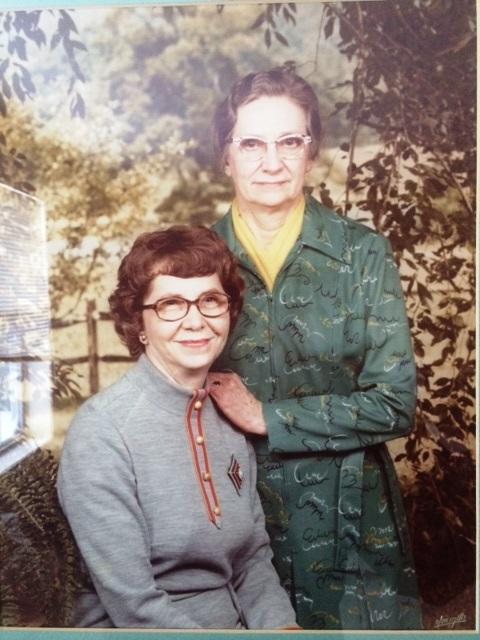 Geraldine & Wilma Bucklew