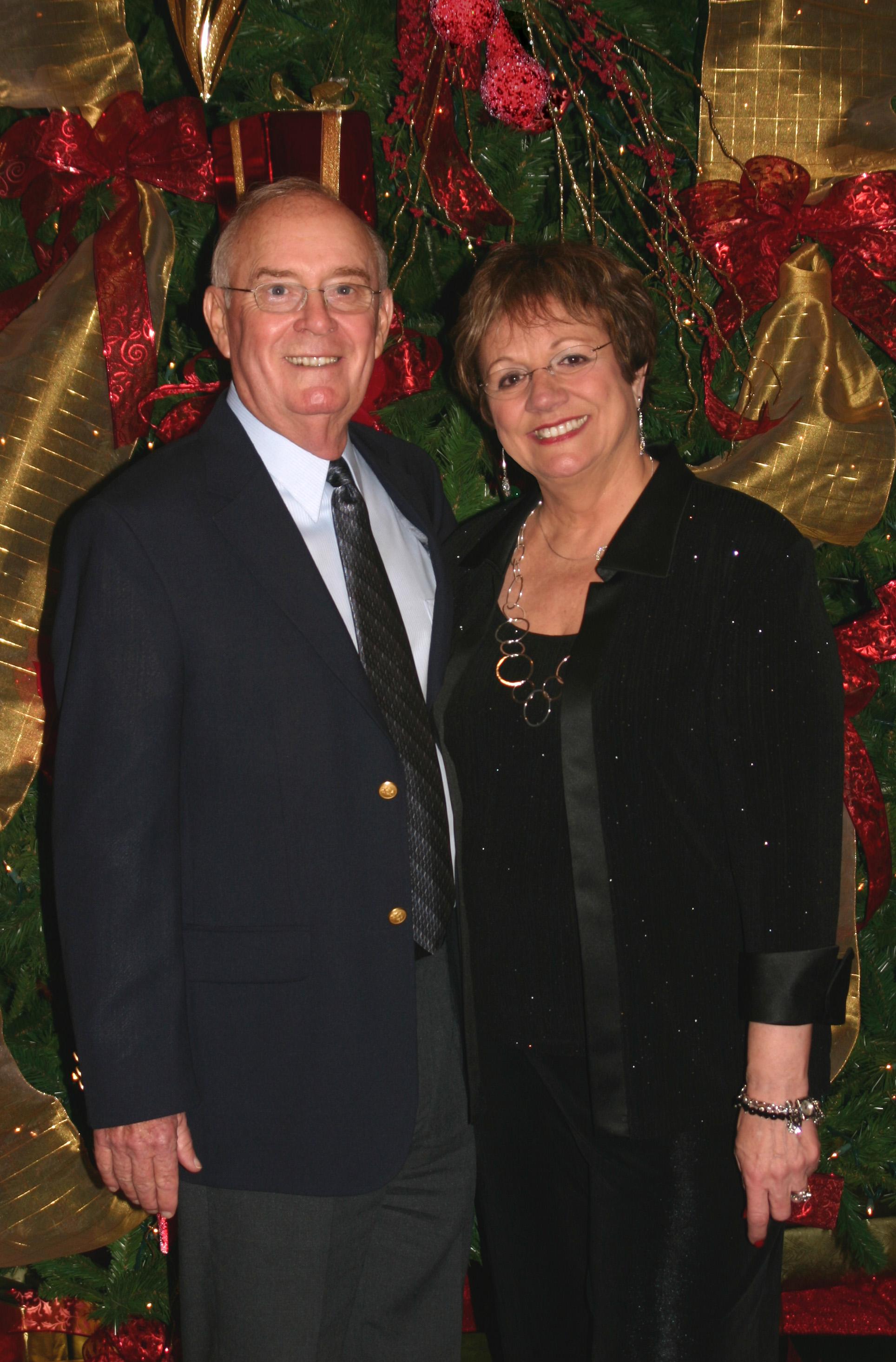 Charles & Barbara Cooper