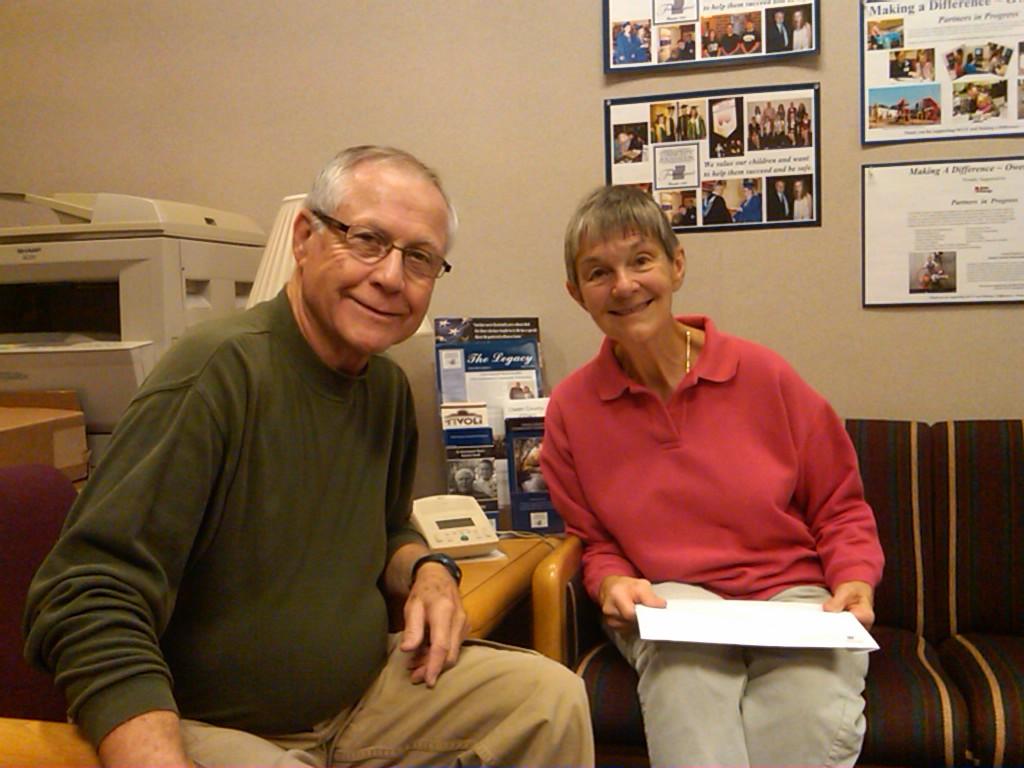 Ronald E. & Carol Patterson Dillingham