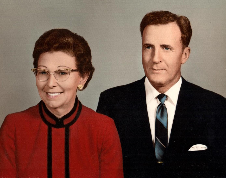 William Donald & Maxine Wells