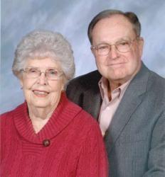 George & Jetta Allison, Photo Courtesy of the Spencer Evening World