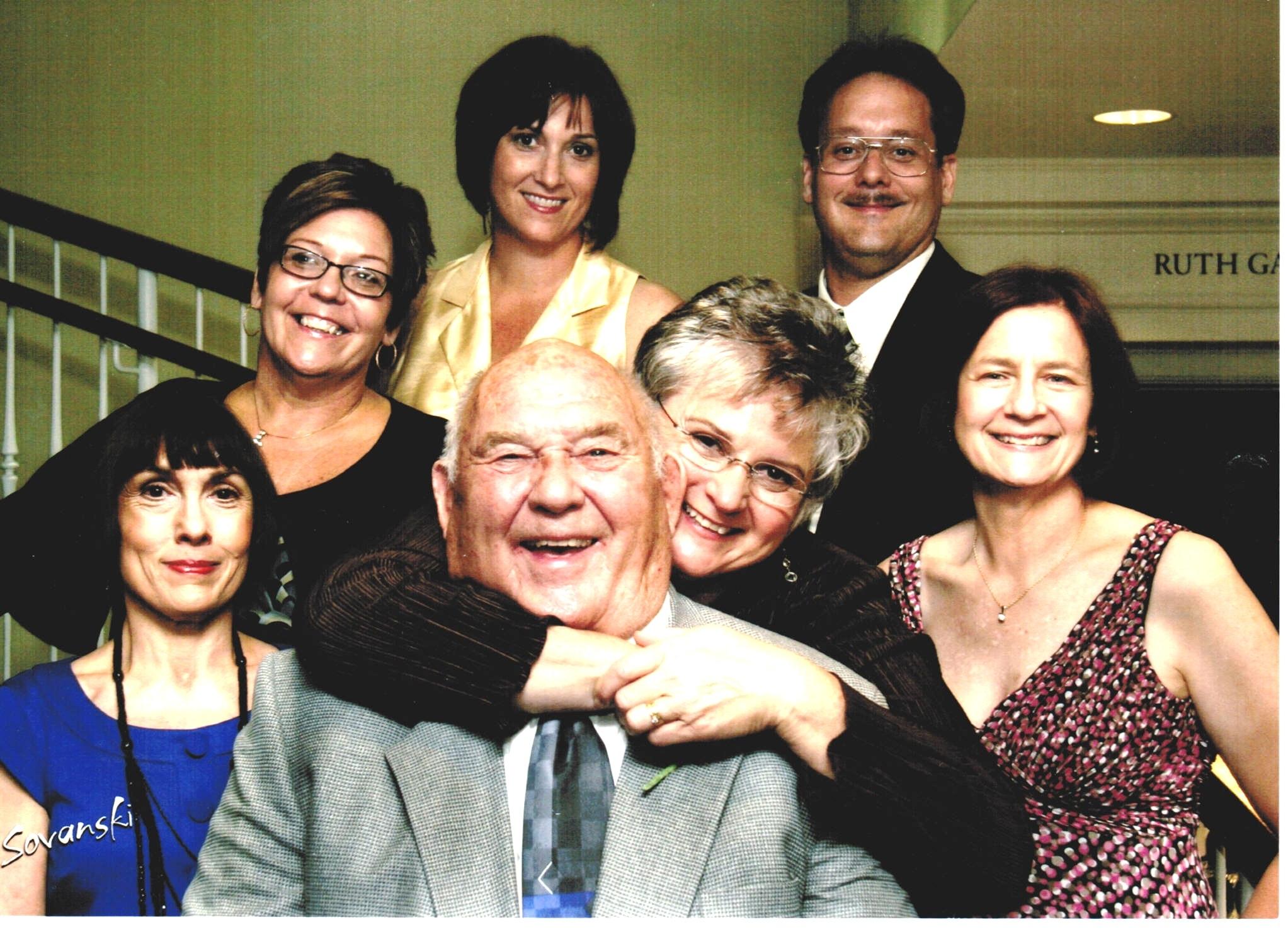John S. Burns Family
