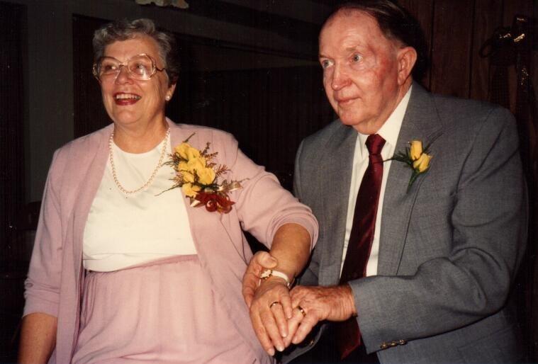 Bill & Bettie MacMorran