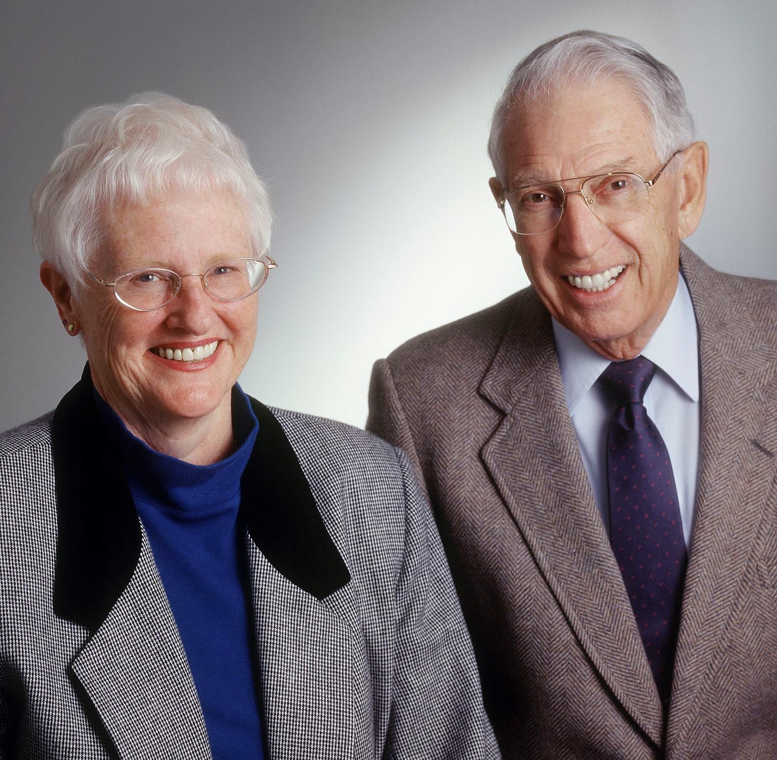 Jim & Sally Vance