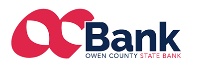 Owen County State Bank  201 West Morgan Street P.O. Box 151 Spencer, IN 47460-0151 (812) 829-4811