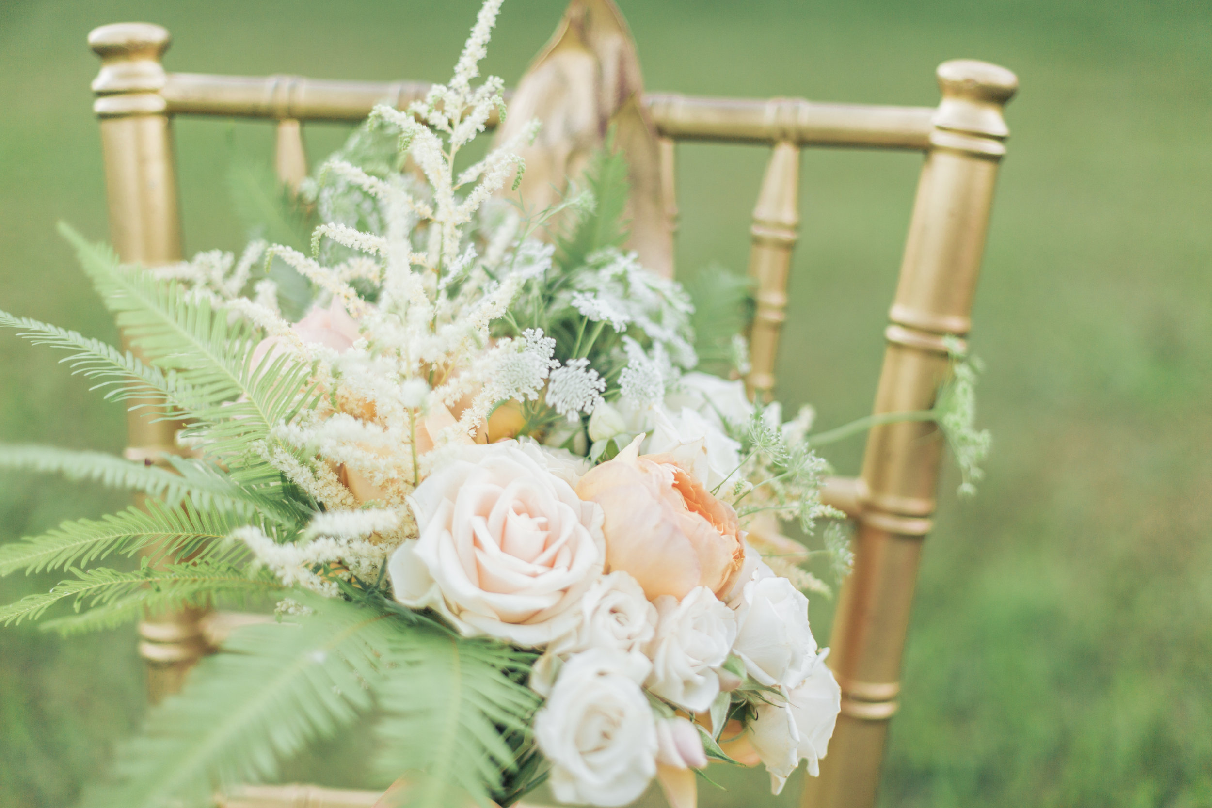 Bouquet in Chair - Karma Hill Photography.jpg