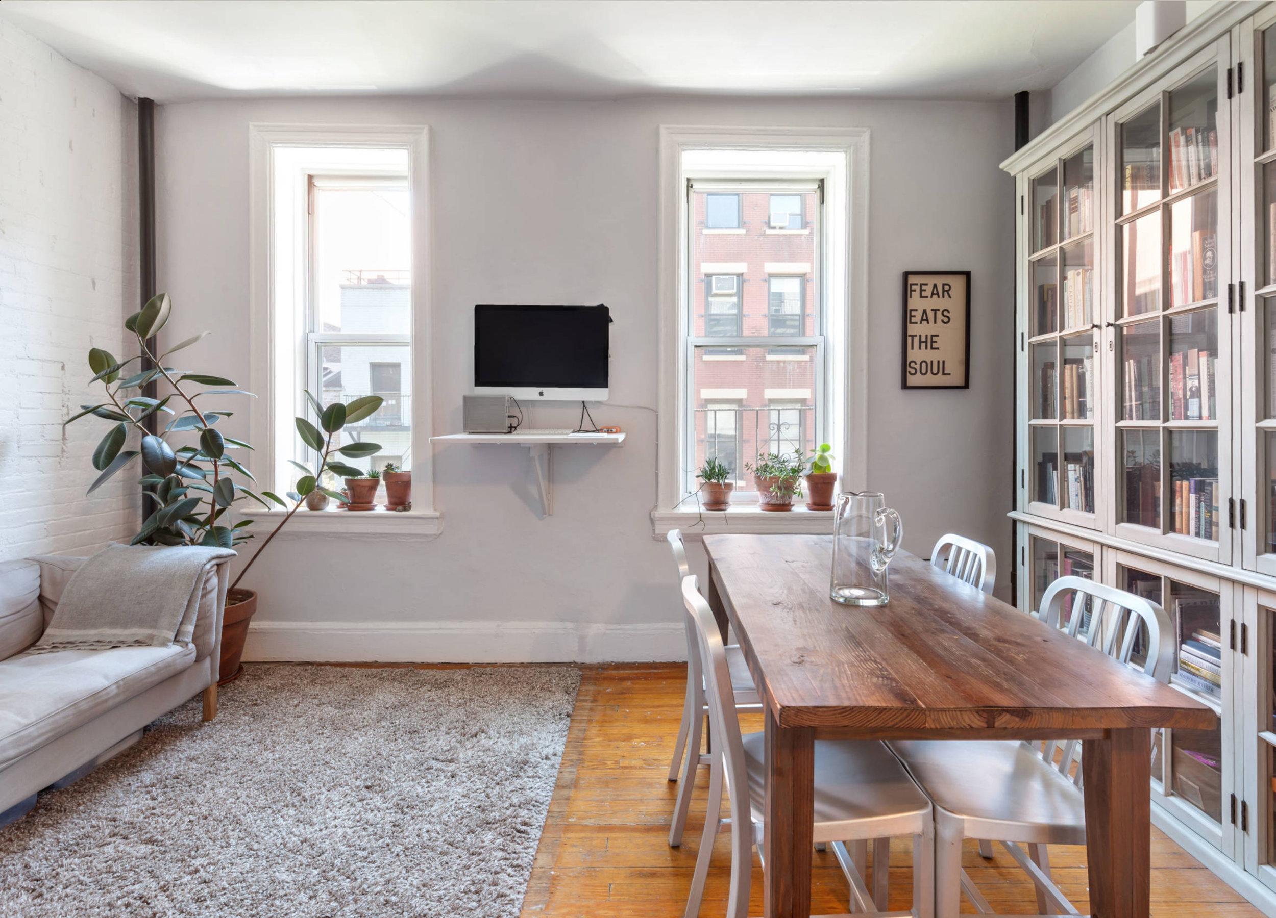 101 Thompson St, Unit 25   SoHo, Manhattan   $585,000  1 Bed | 1 Bath
