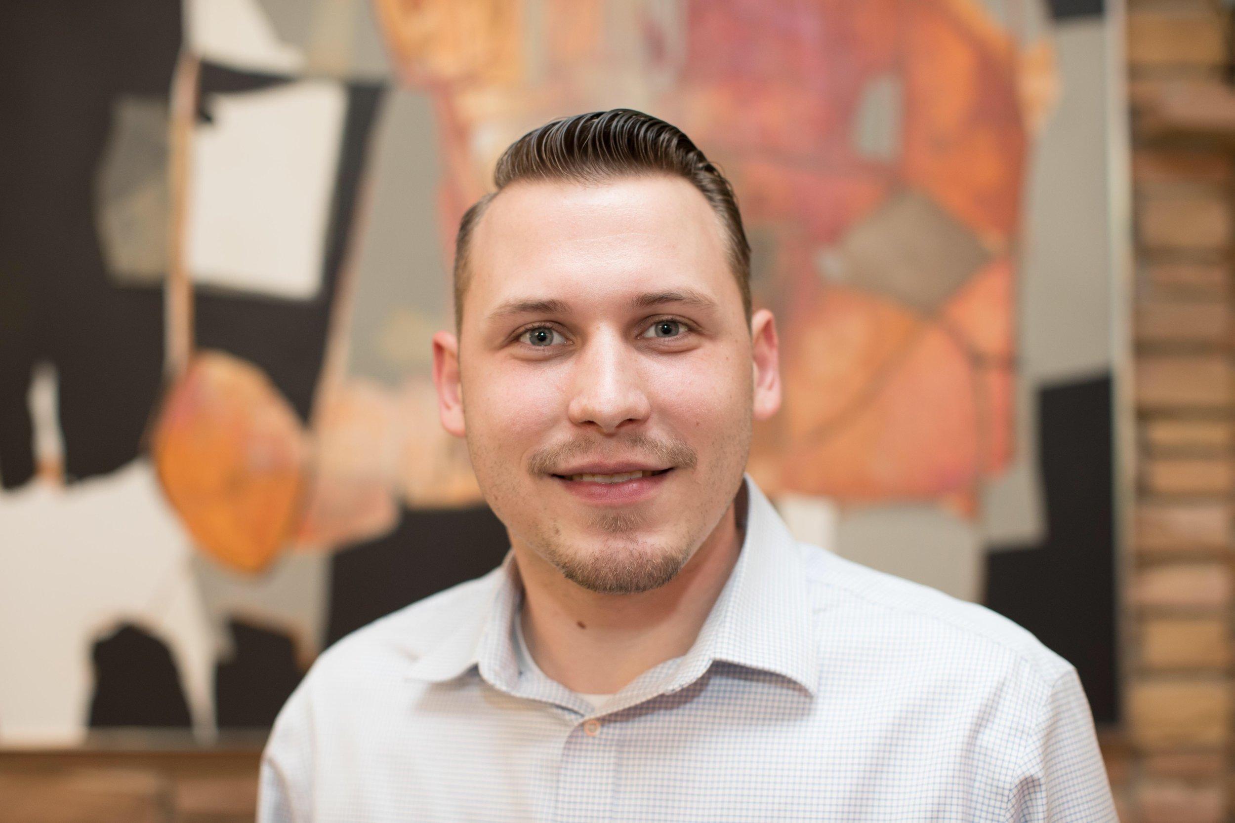 AARon Siepierski, Founder -