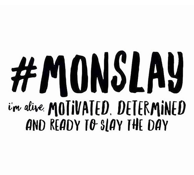 Monday ~ M O N S L A Y ~ Who's ready to slay today!!!??? 🙋🏻‍♀️🙋‍♂️🙋🏽‍♀️🙋🏼‍♂️🙋🏾‍♀️🙋🏻‍♂️🙋🏼‍♀️🙋🏽‍♂️🙋‍♀️ xx 💋 @ubarresac  #ubarresac #eastsacpilates #monslaymonday #barre #pilates #matpilates #reformerpilates #sacramento #sacramentobarre #sacramentopilates #916 #eastsac #eastsacbarre #ubarrestrong #ubarresacramento #barreworkout #pilatesbody #barrebabe #fitfam #fitness #fitnessmotivation #health #healthylifestyle #wellness #mondaymotivation #ourhappyplace #bodypositive #selflove #happy