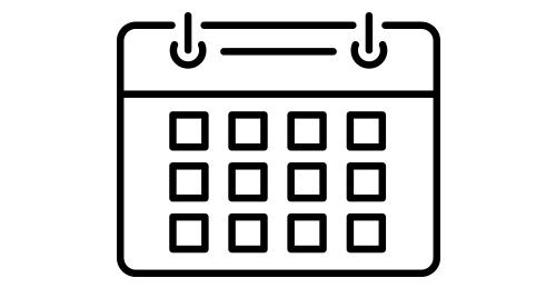 Private Course Schedule