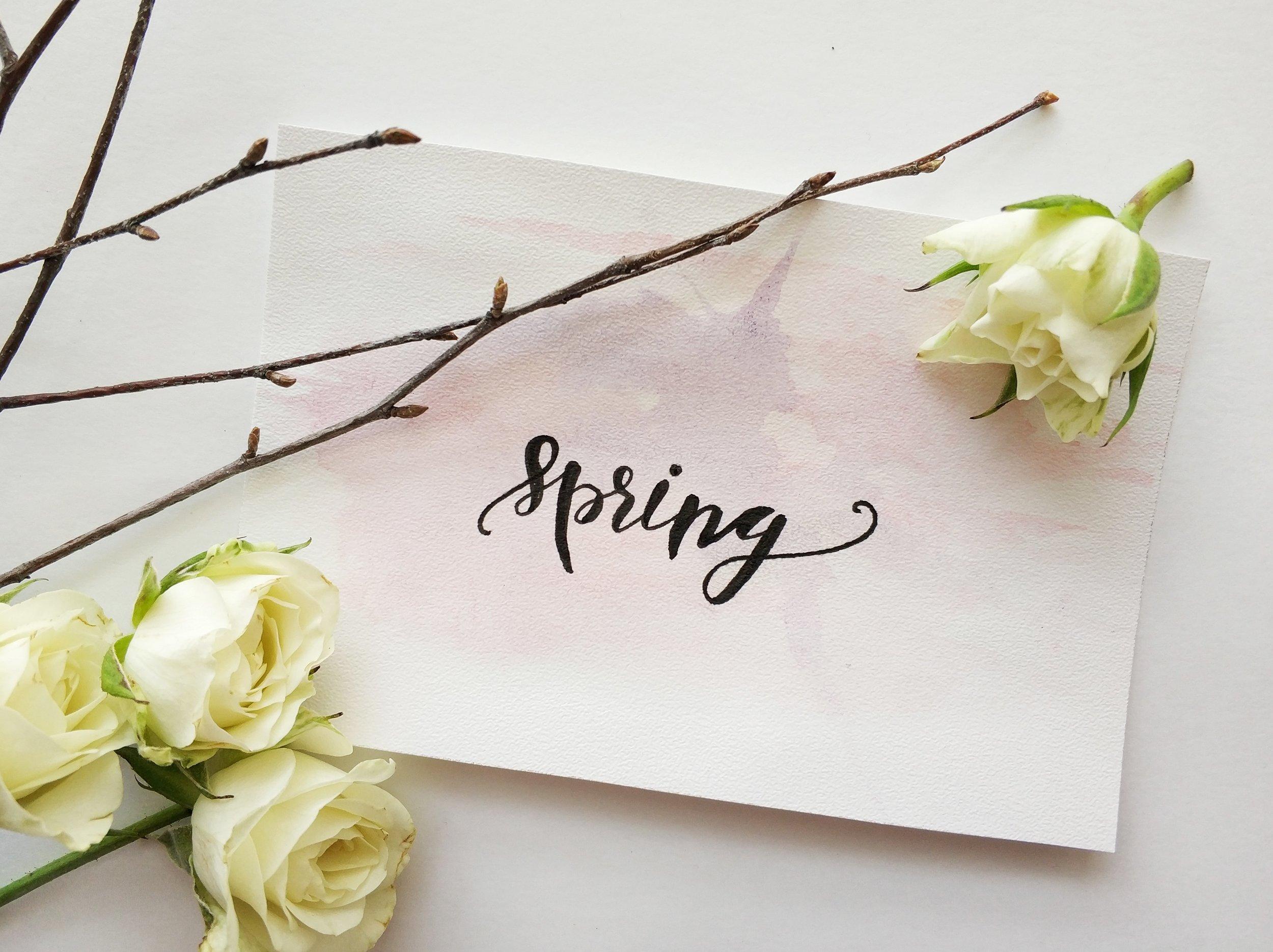 spring health hacks