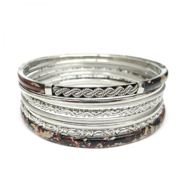 black-and-red-mixed-atristic-set-of-8pcs-silver-bangles_13.jpg